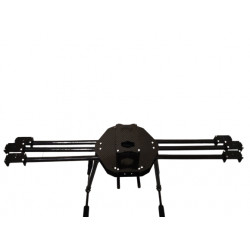 700 Hexacopter Frame With Foldable Arm Made Of Carbon Fiber