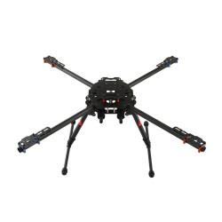Tarot 650 Foldable 3K Carbon Fiber Quadcopter Frame - Quadcopter Frame -  Xbotics