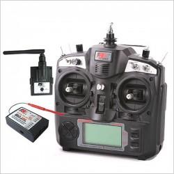Flysky TH9X 9 Channel Digital remote with receiver - Remote - Drone - Xbotics