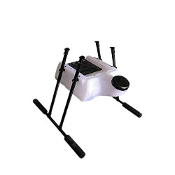 10L Water Tank with Carbon Fiber Landing gear for Agricultural Quadcopter Hexacopter Drone