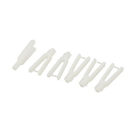 Nylon Clevis Clip- Fixed Wing Parts - Xbotics