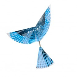 Rubber Powered Ornithopter - Plastic Ornithopter - Xbotics