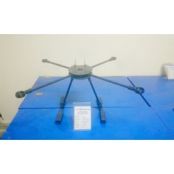 Xbotics Aluminum quadcopter Frame - 750 Size - Multirotor Frames - Xbotics