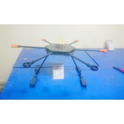 Aluminum hexacopter Frame - 750 Size - Hexacopter Frame - Xbotics