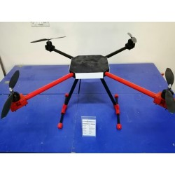 Phoenix 4 Heavy Industrial Quadcopter frame  - Multirotor Frame -  Xbotics
