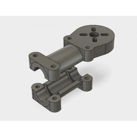 3D Print Motor mount for drones (13-16mm) - Multirotor Parts - Xbotics