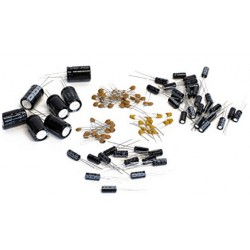 Capacitor pack - Electronic Supplies - Xbotics