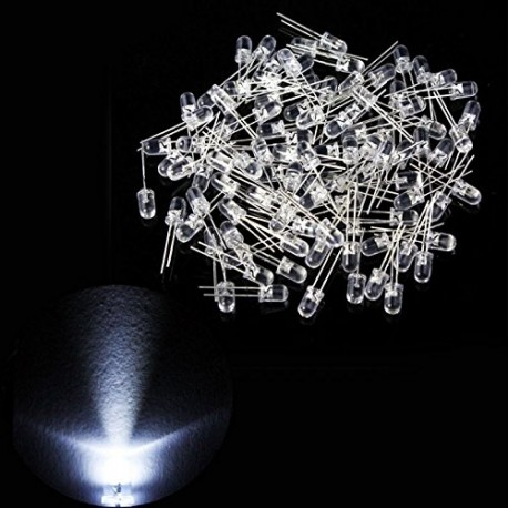 LED Light pack 5mm RGB (Pack of 30) - Electronic Supplies - Xbotics
