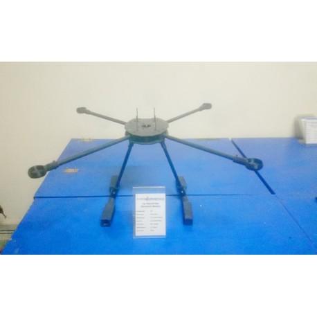Xbotics 750 size Aluminum Quadcopter - Drones - Xbotics