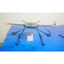 Xbotics 750 size Aluminum Hexacopter - Drones - Xbotics