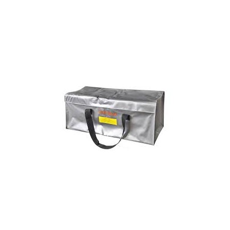 Lipo Bag Large - Battery and Charger - Xbotics