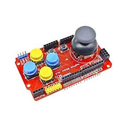 NRF24L01 joystick board module for Arduino - Breakout Boards - Xbotics
