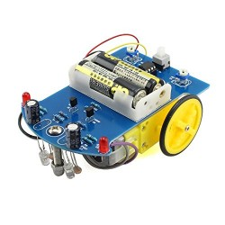 Smart Tracking robot DIY Kit for arduino - Kits/Combos - Robotics  - Xbotics