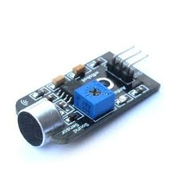 3 Pin voice & sound sensor module for arduino - Sensors - Xbotics
