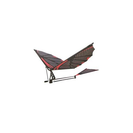 Rubber powered carbon fiber ornithopter kit - Rubber Powered - Xbotics