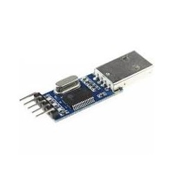 PL2303 - PL2303HX USB to TTL Serial UART Converter Module - Breakout Boards - Xbotics
