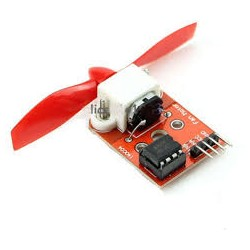 5V L9110 Fan motor module for arduino - Breakout Boards - Xbotics