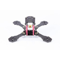 Emax Nighthawk X5 200mm High Speed Carbon Fiber Frame Kit 5mm Arm With PDB - Racing Drone Frame - Xbotics