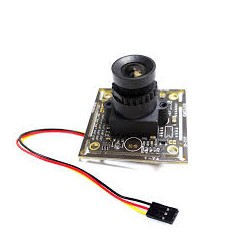 "Mini HD 700TVL 1/3"" Sony  CCD FPV camera - Camera sensor - Xbotics"