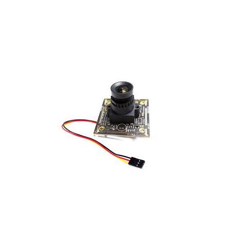 "Mini HD 700TVL 1/3"" Sony CCD FPV camera - Camera sensor - Xbotics"