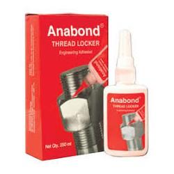 Anaerobic thread locking adhesive for screws  - Tape and Ziptags - Xbotics