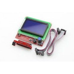 Ramps 1.4 lcd board for 3D Printers - Control Board,LCDs - 3D Printer - Xbotics