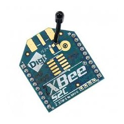 Zigbee Xbee low power module with wire antenna - Wireless - Xbotics