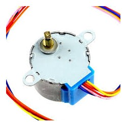 Stepper Motor 5V - Unipolar - Motors - Xbotics