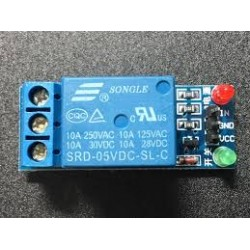 1 Channel 5V Relay - Relay - Xbotics