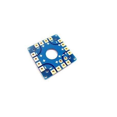 ESC Power Distribution Board for Drones - Connectors & Wires - Xbotics
