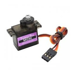 Tower Pro MG90S - Metal Gear Servo Motor  - Servo - Xbotics