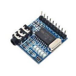 MT8870 DTMF Decoder module - Sound & Voice Sensors - Xbotics