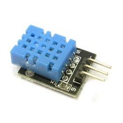 DHT11 Temperature & Humidity Sensor Module - Temperature & Humidity Sensors - Xbotics