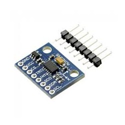 ADXL345 - Triple Axis Linear Accelerometer - Sensors - Xbotics