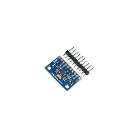MPU9250  - Sensors - Xbotics