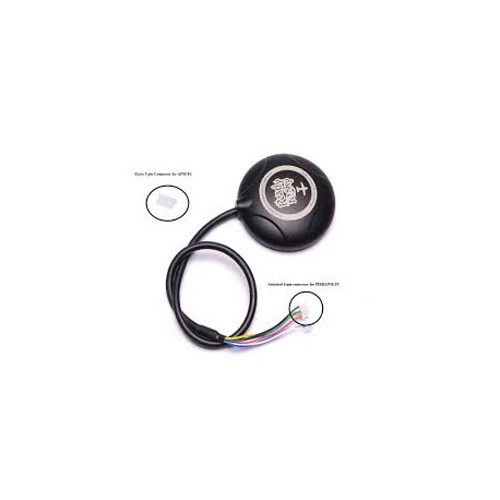 Ublox NEO-M8N GPS Module with Compass for APM with extra connector for Pixhawk - Flight Controller - Drone - Xbotics
