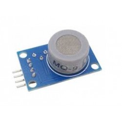 MQ9 Carbon Monoxide, Methane and LPG Gas Sensor Module - Gas Sensors - Xbotics