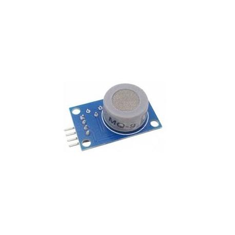 MQ9 Carbon Monoxide, Methane and LPG Gas Sensor Module - Gas Sensors - Xbotics