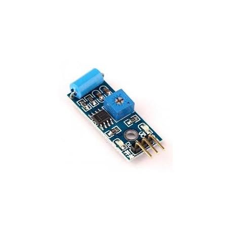 Vibration sensor module - Sensors - Xbotics