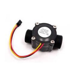 1/4 inch Water Flow Sensor - YF-S402 - Sensors - Xbotics