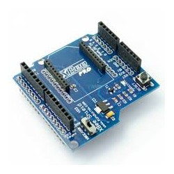XBee shield for Arduino - Control Board - Xbotics