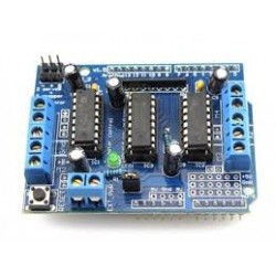 L293D Motor shield for Arduino - Control Boards - Xbotics