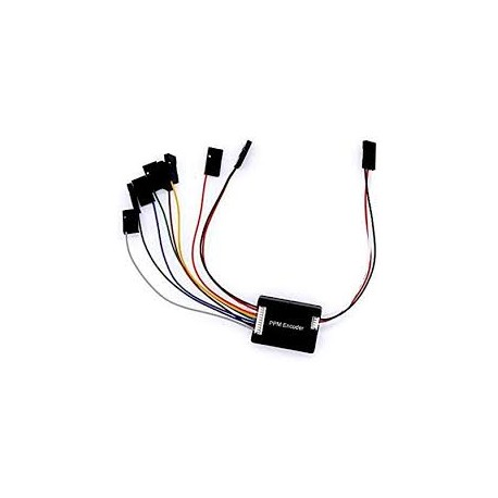PPM Encoder for Pixhawk controller - Flight Controller - Drone - Xbotics