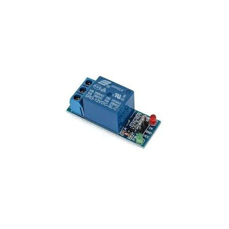 1 Channel 12V Relay - Relay - Xbotics