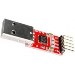CP2102 USB 2.0 to TTL UART Serial convertor Module - Breakout Boards - Xbotics
