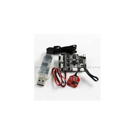 Tarot Controller Gyroscope 2 axis ZYX22 for TL68A08 - FPV - Xbotics
