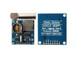 Data Logger Shield for Arduino - Control Boards - Xbotics