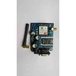 SIM800 UART TTL GSM Modem Module With SMA Antenna - Wireless  - Xbotics