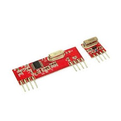 434 MHz RF Transceiver Module - Communication Devices - Xbotics