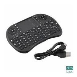 Mini 2.4Ghz Wireless Keyboard with Touchpad Mouse for Raspberry Pi - Control Boards - Xbotics